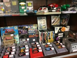 Great Christmas Gift Idea! Retro Video Games Nintendo, SNES, N64