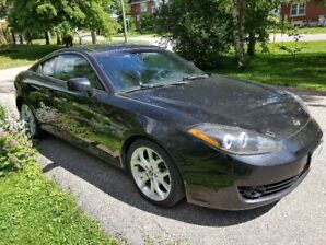 2007 Hyundai Tiburon GT Ltd Coupe (2 door)