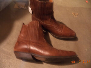 Boots for sale 1/2 price $
