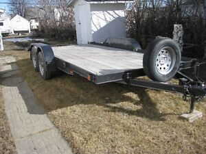 2015  DCT  16 Ft  Car Hauler   As New  Used  once   Must see