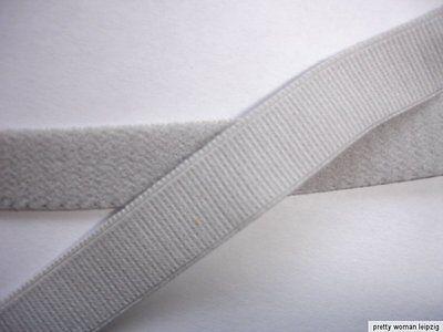 10m Gummiband 0,23€/m hellgrau 10mm breit TA16