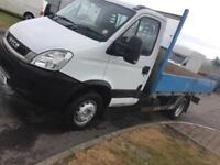 2011 11 PLATE IVECO DAILY 65C 18 3.0TD DROPSIDE LORRY