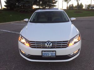 2012 Volkswagen Passat 2.5L Auto Highline Sedan