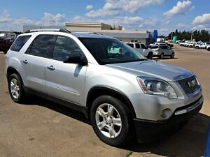 2012 GMC Acadia SLE 8 Passenger Seating CD/MP3 Player
