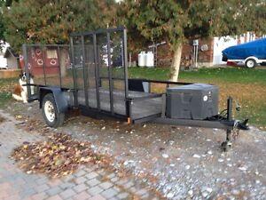 Double ATV/Utility Trailer