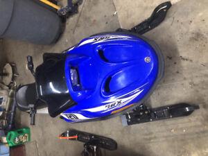 2017 Yamaha 120cc