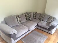 Harvey's Lullabye Corner Sofa 3 Seater