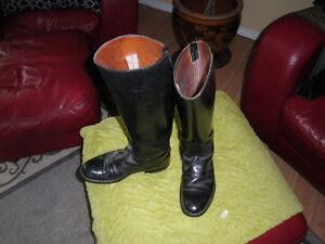 classic 1960s riding boots