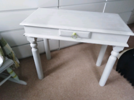 Desk top table