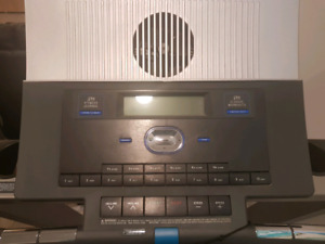 Barely used nordictrack treadmill
