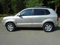 Hyundai Tucson 2.0CRTD ( 4WD ) Limited