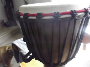 African Djembe Drum made by Tycoon