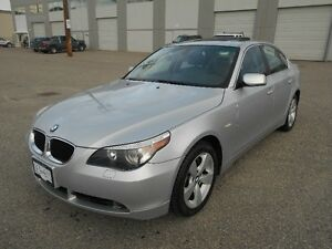 2006 BMW 525 Xi Auto Excellent Condition Only 101000KMS