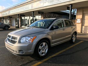 2009 Dodge Caliber SXT Automatic  INSPECTED