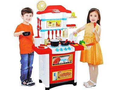 Kinderküche Spielküche L Kinderspielküche Spielzeugküche Küche #1490