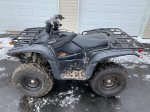 2016 YAMAHA 700 GRIZZLY EPS ( WE FINANCE )