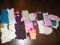Size 18 months girls - VERY LARGE LOT OF CLOTHING