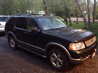 2002 Ford Explorer SUV 7 seater