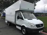Mercedes Sprinter 313CDI 16ft Dropwell Luton, Brand New Body, Air Conditioning