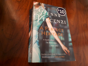 A Perfect Heritage by Penny Vincenzi - Bestselling Book