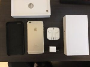 iPhone 6 Plus 64GB gold 650$ West Island Greater Montréal image 2