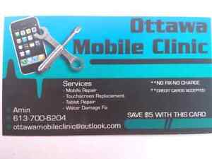Cheapest iphone repair plz call 6137006204 or text