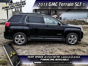 2013 GMC Terrain SLT-1  - $186.45 B/W