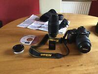 Nikon D31OO DX