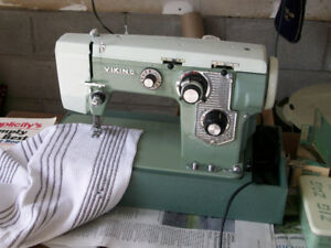 1970Viking sewing machine from Eaton's for sale.