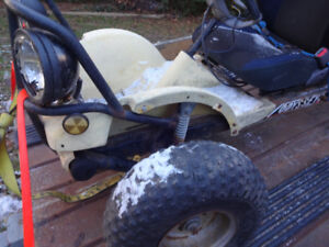 Wanted misc. parts for mid 80's Honda Odyssy