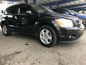 2009 Dodge Caliber SXT VERY LOW KMS + NAVIGATION WOW!!!