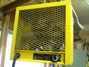 FEDERAL PIONEER CONSTRUCTION HEATER