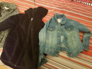 Girls size medium 7/8 coats
