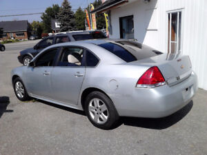 2011 Chevrolet Impala LS Sedan ONLY 97452 KMs