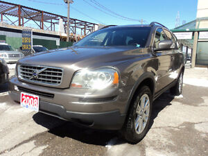 2008 Volvo XC90 7 Passanger SUV, Crossover/Certified/E-Test