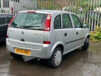 2005 Vauxhall Meriva 1.6 16V Life 5dr MPV Petrol Manual