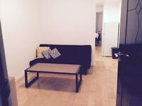 Downtown, Quiet long/short term 1 br apartment, All included