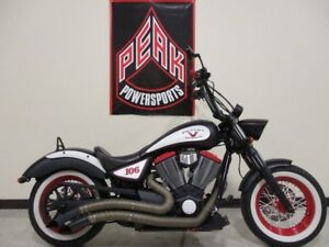 2012 Victory Motorcycles High-Ball