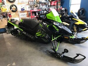 2017 ARCTIC CAT XF 9000 HIGH COUNTRY TURBO 153 SIDEWINDER