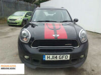 Mini Mini Countryman 1.6 ( 211bhp ) 4X4 ALL4 ( Chili ) John Cooper Works