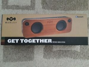 Brand new Marley Get together Bluetooth speaker