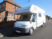 Euramobil Shorty 6 Berth Family Motorhome LEFT HAND DRIVE