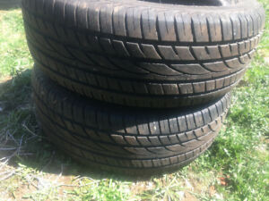 Tires and rims with tires for sale vw Passat all 215 55 r17