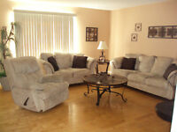 VERY NICE,QUIET 2BR APT NEAR MONCTON HOSPITAL & U of M