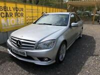 Mercedes C Class C250 Cgi Blueefficiency Sport Saloon 1.8 Automatic Petrol