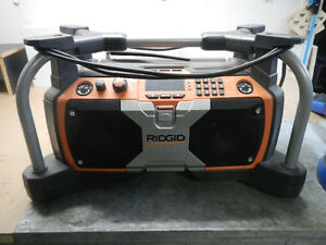 Ridgid Radio iPhone connect