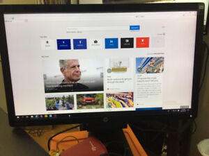 HP ELiteDisplay E231i - 23 inch Screen LED - $110