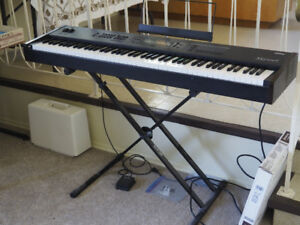 Korg Stage Piano/Controller - for stage or quiet condo playing