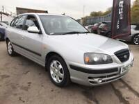 2005 HYUNDAI ELANTRA CDX 2.0 CRTD DIESEL1 OWNER FROM NEW FULL SERVICE HISTORY