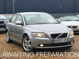 2010 Volvo S40 2.4 TD D5 SE Geartronic 4dr